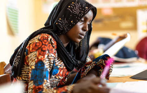 Gambia_Student